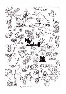 NZ Heft Sketchbookseite1